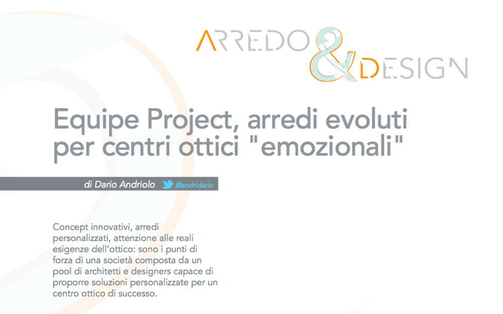 Arredi Design Equipe