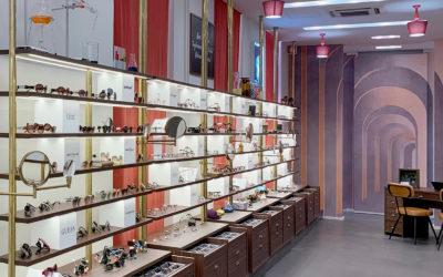 I Pilastri dell'Interior Design di un Centro Ottico