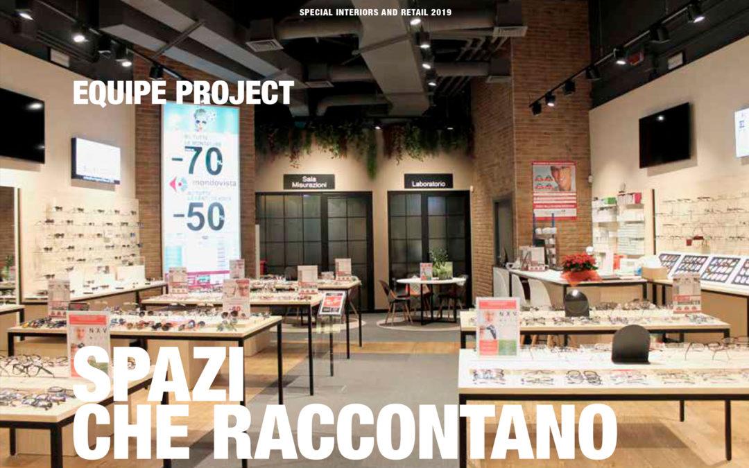 Equipe Project – Spazi che raccontano