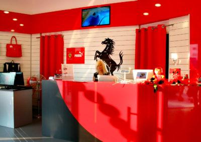 Ferrari Store – Savona